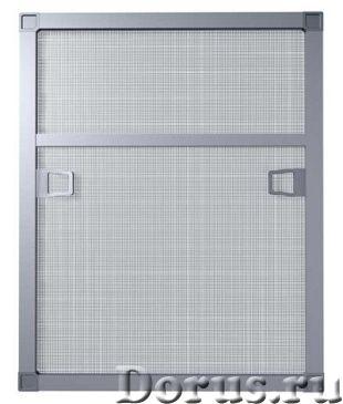 Москитные сетки различных систем в ассортименте - Материалы для строительства - Москитные сетки разл..., фото 1