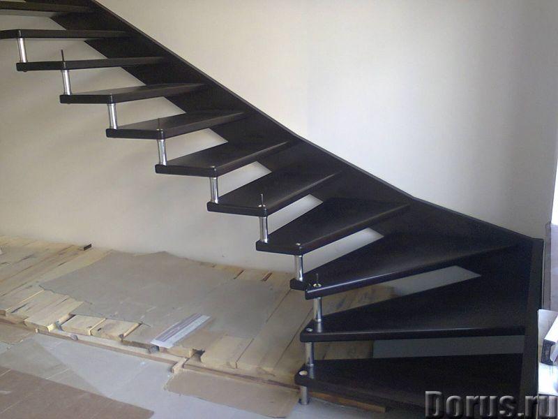 Лестницы, изделия из дерева и нержавейки, алюминия - Ремонт и отделка - Индивидуальные изделия из де..., фото 1