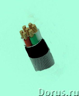 Кабель судовой КНРП - Прочие товары - Судовой кабель КНРП имеет медные токопроводящие жилы в изоляци..., фото 1