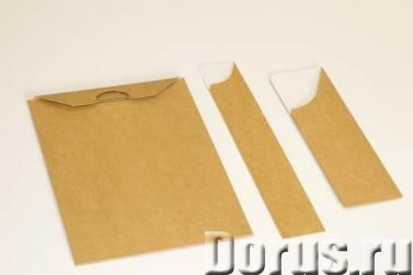 Картонная Эко упаковка для лапши - Тара и упаковка - Контейнеры из ЭКО картона с жиро-водоустойчивой..., фото 5