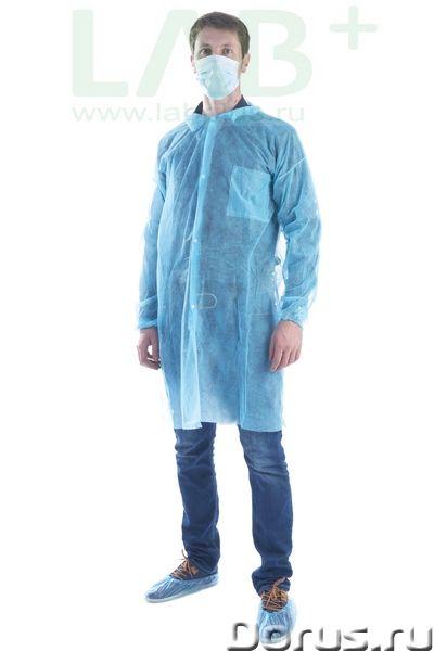 Одноразовая медицинская одежда - Медицинские услуги - Маски одноразовые. Шапочки одноразовые. Нарука..., фото 5