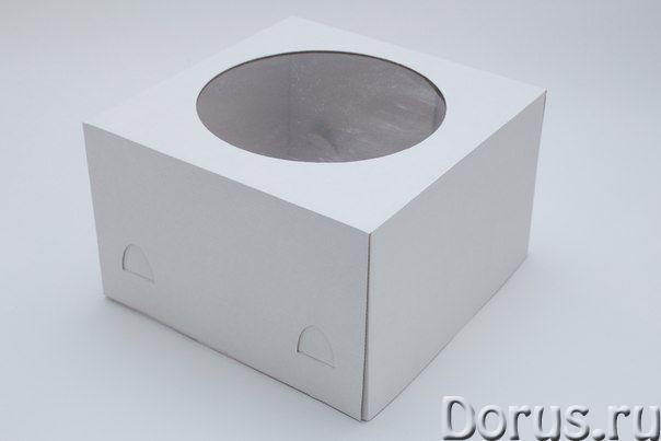 Упаковка для тортов и кондитерских изделий - Тара и упаковка - Подложки для тортов. Кондитерские меш..., фото 6