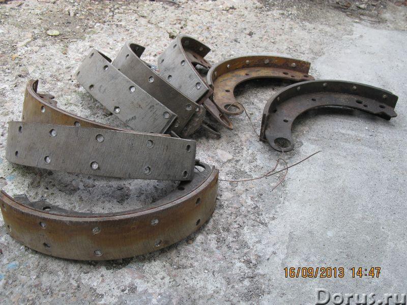 Тормозные колодки на автомобиль ГАЗ-24 - Запчасти и аксессуары - Тормозные колодки на автомобиль ГАЗ..., фото 1