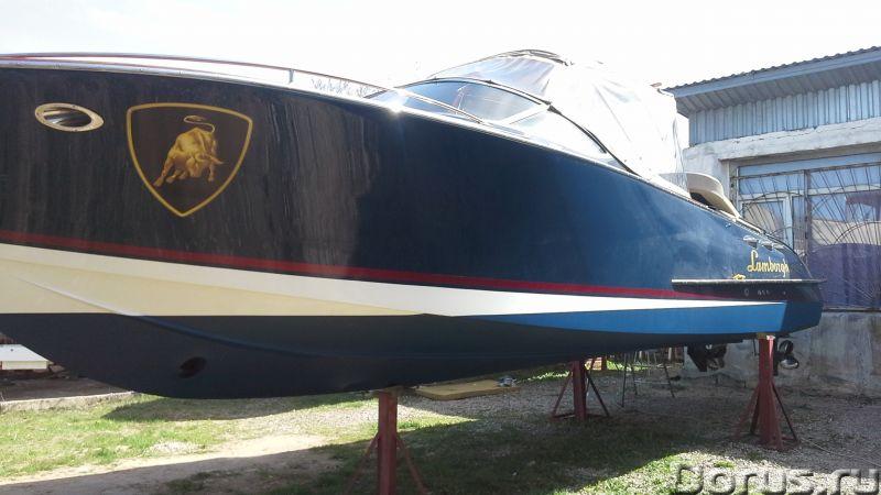 Ремонт лодок, катеров и моторов - Автосервис и ремонт - СЦ YURTON,, оказывает полный спектр услуг по..., фото 4