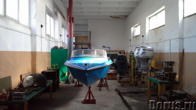 Ремонт лодок, катеров и моторов - Автосервис и ремонт - СЦ YURTON,, оказывает полный спектр услуг по..., фото 5