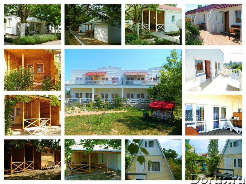 Любимовка снять жилье номер пансионат в Севастополе возле моря - Аренда недвижимости на курортах - П..., фото 5