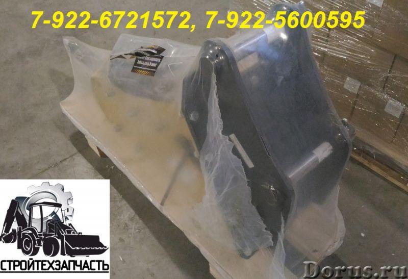 Гидромолот на трактор jcb 3cx 4cx джейсиби - Запчасти и аксессуары - Продается недорого гидромолот м..., фото 2