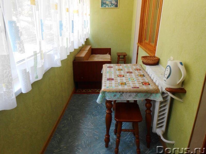 КРЫМ ФОРОС Однокомнатная квартира посуточно - Аренда квартир - Сдается чистая уютная квартира 2-й эт..., фото 9