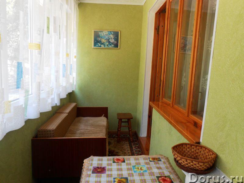 Посуточно ФОРОС КРЫМ Однокомнатная квартира у моря - Аренда недвижимости на курортах - Сдается посут..., фото 6